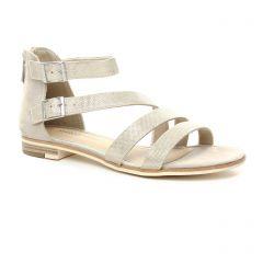 Marco Tozzi 28104 Dune : chaussures dans la même tendance femme (sandales beige doré) et disponibles à la vente en ligne