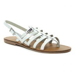 sandales blanc: même style de chaussures en ligne pour femmes que les Dorking