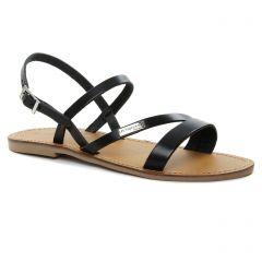 Chaussures femme été 2018 - sandales les tropéziennes noir