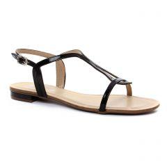 Chaussures femme été 2018 - sandales Maria Jaén noir