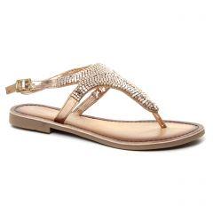 Chaussures femme été 2018 - sandales marco tozzi rose