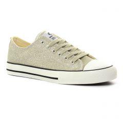 Victoria 1065108 Oro : chaussures dans la même tendance femme (tennis beige doré) et disponibles à la vente en ligne