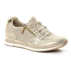 baskets-mode beige: même style de chaussures en ligne pour femmes que les Tamaris
