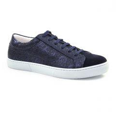 tennis bleu marine: même style de chaussures en ligne pour femmes que les Mamzelle