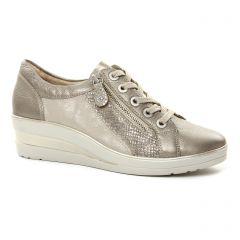 tennis bronze doré: même style de chaussures en ligne pour femmes que les Remonte