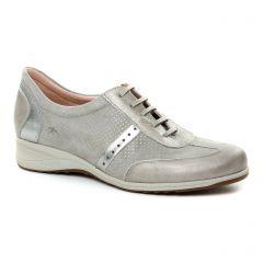 tennis gris argent: même style de chaussures en ligne pour femmes que les Jb Martin
