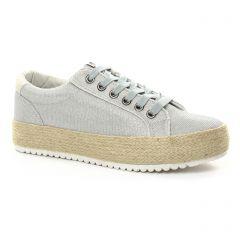 tennis gris argent: même style de chaussures en ligne pour femmes que les Mtng