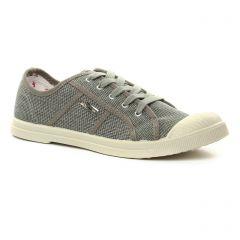 tennis gris: même style de chaussures en ligne pour femmes que les Les Tropéziennes