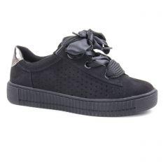 tennis noir: même style de chaussures en ligne pour femmes que les Mtng