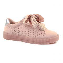 tennis rose argent: même style de chaussures en ligne pour femmes que les Marco Tozzi