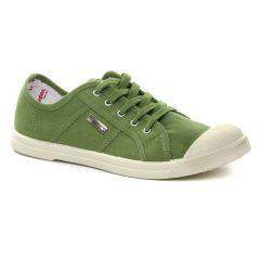 tennis vert: même style de chaussures en ligne pour femmes que les Les Tropéziennes