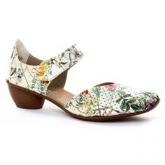 trotteurs-babies multicolore: même style de chaussures en ligne pour femmes que les Rieker