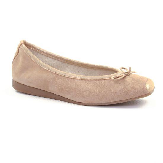 Ballerines Scarlatine 4224 P Gobi, vue principale de la chaussure femme