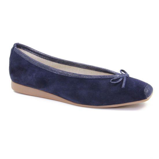 Ballerines Scarlatine 4224 P River, vue principale de la chaussure femme
