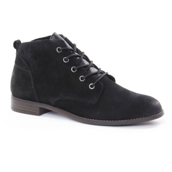 Bottines Et Boots Tamaris 25100 Black, vue principale de la chaussure femme