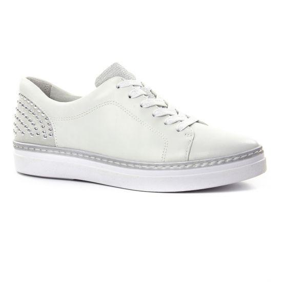 5c32f3ae628a1e Tennis Et Baskets Mode Tamaris 23743 White, vue principale de la chaussure  femme