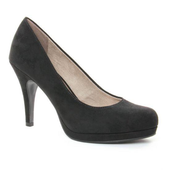 Escarpins Tamaris 22407 Black, vue principale de la chaussure femme