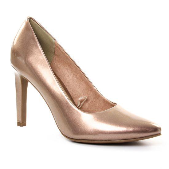Escarpins Marco Tozzi 22415 Rose, vue principale de la chaussure femme
