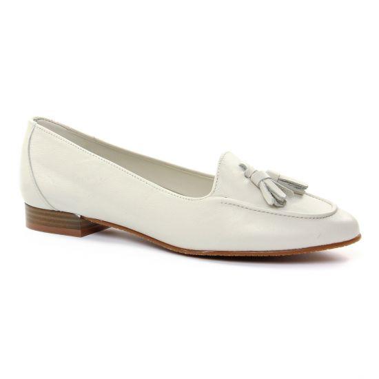 Mocassins Maria Jaen 6001 X Beige, vue principale de la chaussure femme