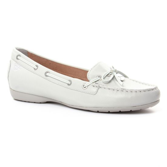 Chaussures Tamaris blanches femme cUzA1fE67