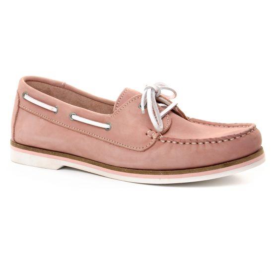 Mocassins Tamaris 23616 Pink, vue principale de la chaussure femme