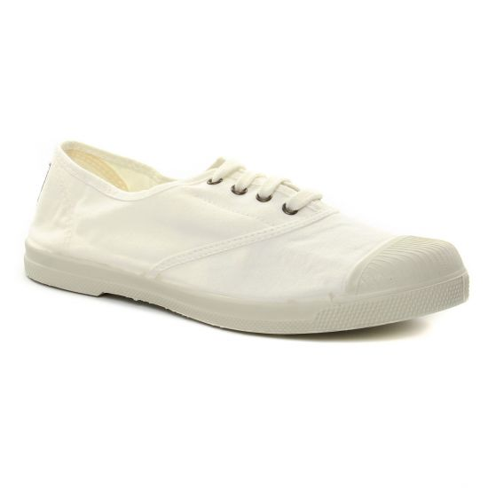 Tennis Et Baskets Mode Natural World 102 505 Blanc, vue principale de la chaussure femme