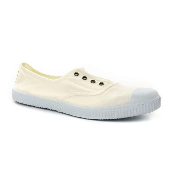 Tennis Et Baskets Mode Victoria 106623 Blanco, vue principale de la chaussure femme