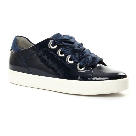 Tennis Et Baskets Mode Marco Tozzi 23763 Navy, vue principale de la chaussure femme
