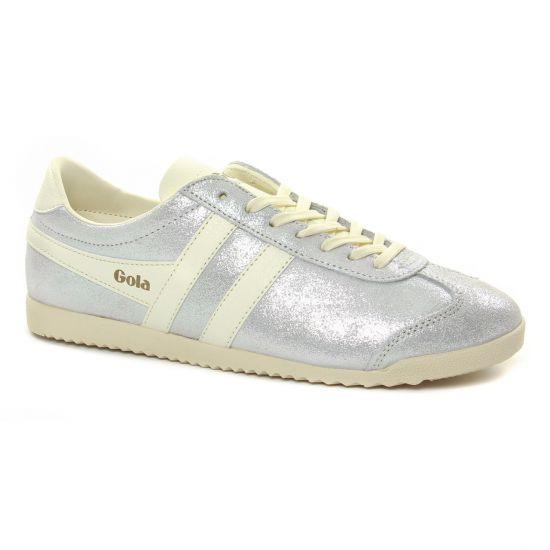 Tennis Et Baskets Mode Gola 351 White, vue principale de la chaussure femme