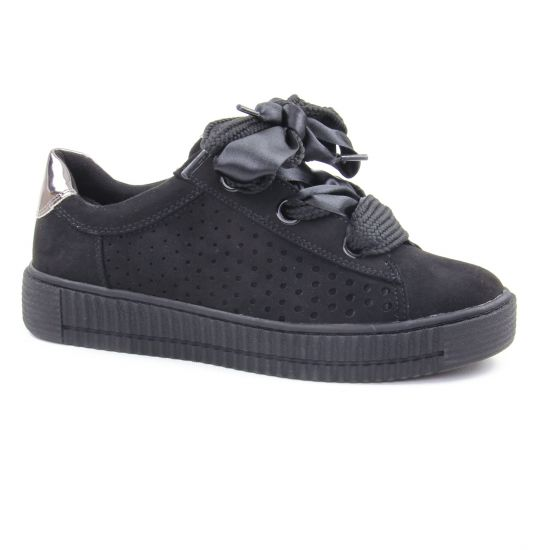 Tennis Et Baskets Mode Marco Tozzi 23750 Black, vue principale de la chaussure femme