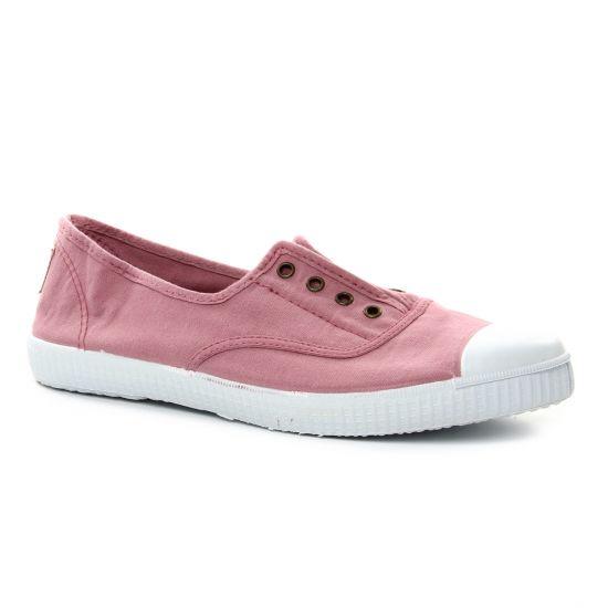 Tennis Et Baskets Mode Victoria 106623 Rose, vue principale de la chaussure femme