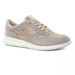 baskets-mode beige rose: même style de chaussures en ligne pour femmes que les Tamaris