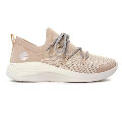 Chaussures femme été 2019 - baskets mode Timberland beige