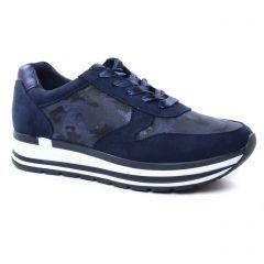 Marco Tozzi 23742 Navy Comb : chaussures dans la même tendance femme (baskets-mode bleu) et disponibles à la vente en ligne