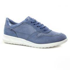 baskets-mode bleu: même style de chaussures en ligne pour femmes que les Tamaris