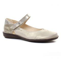Chaussures femme été 2019 - babies confort Dorking beige doré