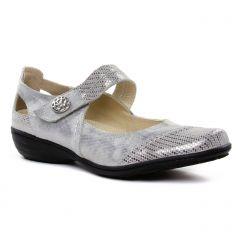 babies-confort gris argent: même style de chaussures en ligne pour femmes que les Geo Reino