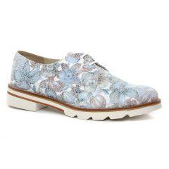derbys multicolore: même style de chaussures en ligne pour femmes que les Geo Reino