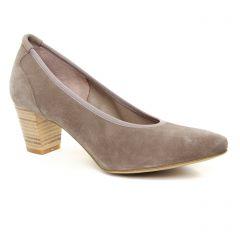 Perlato 10362 Stone : chaussures dans la même tendance femme (escarpins beige) et disponibles à la vente en ligne