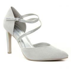 escarpins blanc gris: même style de chaussures en ligne pour femmes que les Caprice