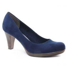 Marco Tozzi 22411 Navy : chaussures dans la même tendance femme (escarpins bleu marine) et disponibles à la vente en ligne