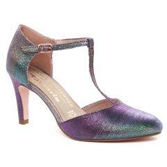 Tamaris 22411 Rainbow : chaussures dans la même tendance femme (escarpins multicolore) et disponibles à la vente en ligne