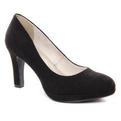 escarpins noir: même style de chaussures en ligne pour femmes que les Caprice