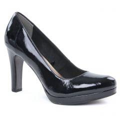 Chaussures femme été 2019 - escarpins tamaris noir