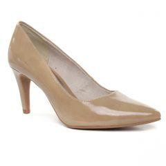 escarpins beige: même style de chaussures en ligne pour femmes que les Tamaris