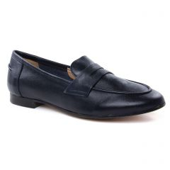 mocassins bleu marine: même style de chaussures en ligne pour femmes que les Tamaris