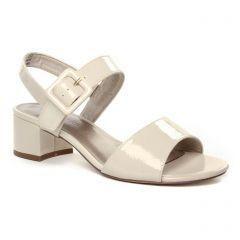 nu-pieds-talons-hauts beige: même style de chaussures en ligne pour femmes que les Tamaris