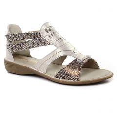 sandales beige: même style de chaussures en ligne pour femmes que les Dorking