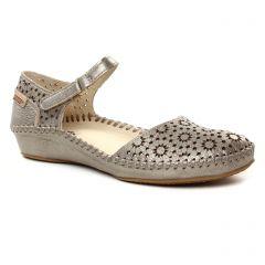 Chaussures femme été 2019 - sandales Pikolinos bronze doré