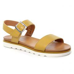sandales jaune: même style de chaussures en ligne pour femmes que les Dorking